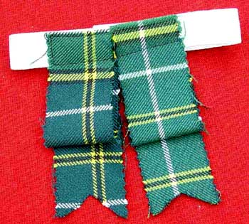 Flashes - Hunting Tartan (Ancient Colors)