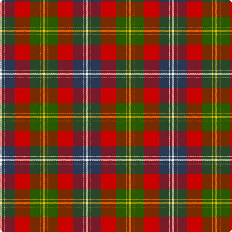 Tartan Cloth - Standard (Ancient Colors)