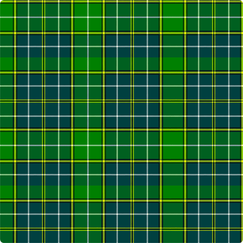 Tartan Cloth - Hunting (Ancient Colors)