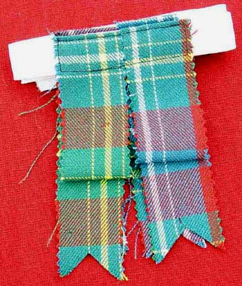 Flashes - Standard Tartan (Ancient Colors)