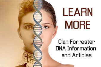 Clan Forrester DNA Information and Articles
