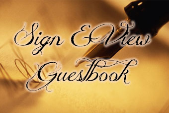 View and Sign Our Guestbook